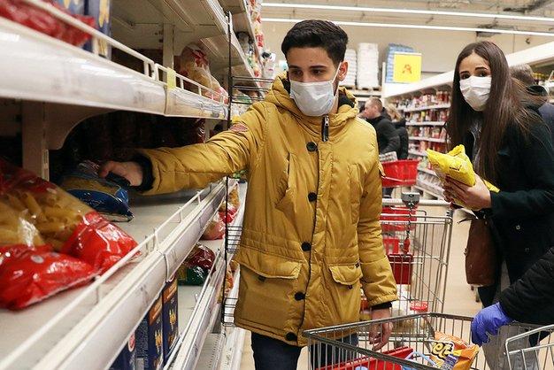 """""""Стратегический запас"""". Какими продуктами следует запастись во время пандемии?"""
