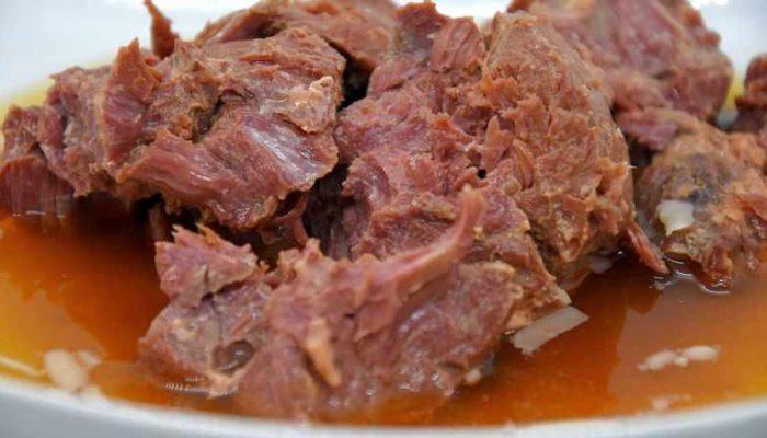 тушенка говяжья высший сорт кулинарная лавка 4